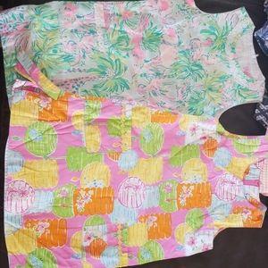 Lilly pulitzer girls dresses 10